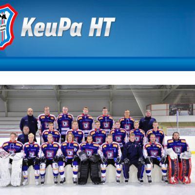 KeuPa HT:n Suomi-sarjan mestarijoukkue