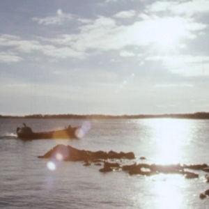 Veneilyä saaristossa