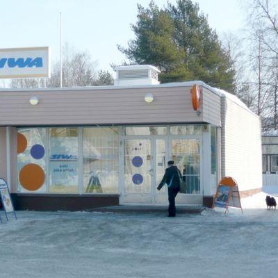 Viirinkankaan Siwa Rovaniemellä