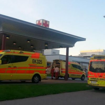 ambulanssi päivystys  eksote