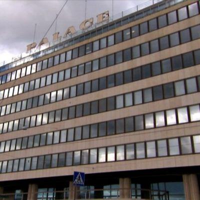 Arbetsmarknadsparterna förhandlade om pensionssystemet på södra Kajen i Helsingfors.