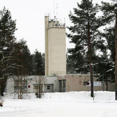 Sodankylän vanha paloasema