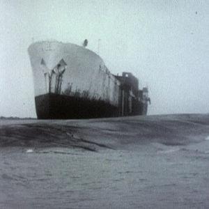 Laivanhylky Utön edustalla