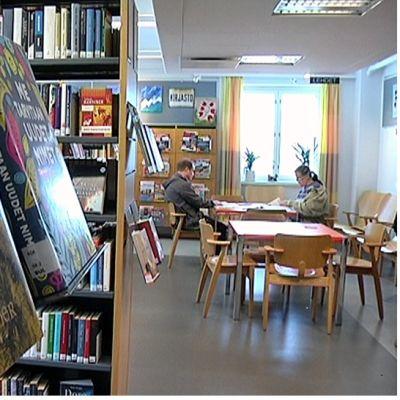 Nekalan kirjasto