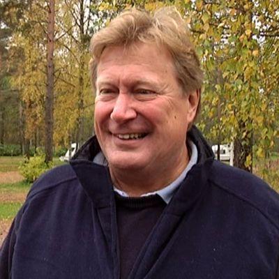 Loma-Oksa Oy:n toimitusjohtaja Juha Oksanen.