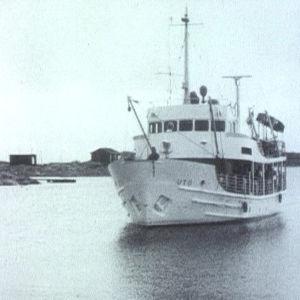 Yhteusalus Utö 1973