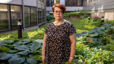 STM:n neuvotteleva virkamies Kirsi Terhemaa.