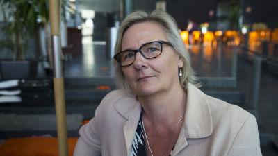 Prakticums rektor Laila Andersson.
