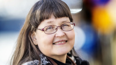 Läkare Terhi Vörlund-Wallenius