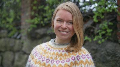 Ledande sakkunnig i skogsfrågor vid Världsnaturfonden WWF i Finland, Mai Suominen.