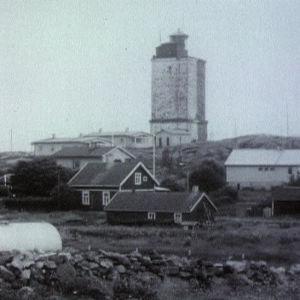 Utön majakka 1973