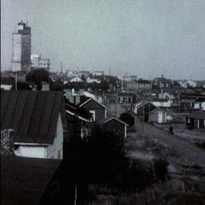 Utön majakka ja kylä 1973