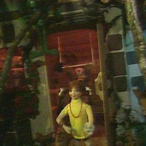 Vahakabinetissa esiteltiin myös fiktiivisiä hahmoja, kuten Peppi Pitkätossu.