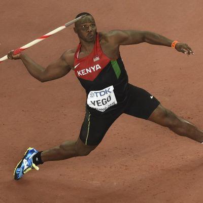 Julius Yego kuvassa