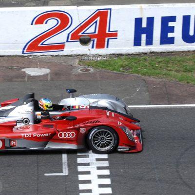 Audi ajoi 80. Le Mansin voittoon.