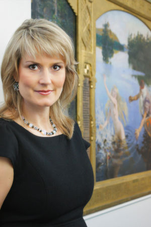 Sopraano Camilla Nylund