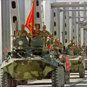 Sovietpullout from Afganistan