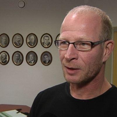 Oulun vankilan apulaisjohtaja Tapio Iinatti.