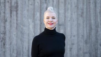 Kulttuuritoimittaja Anna Tulusto