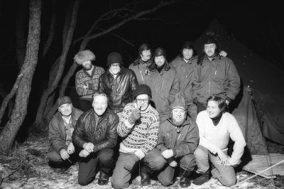 Film-teamet bakom Stormskärs Maja