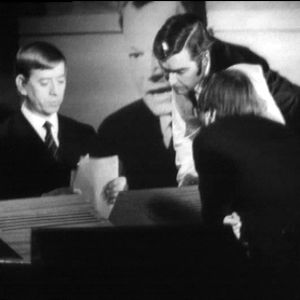 Uutisstudiossa (1969).