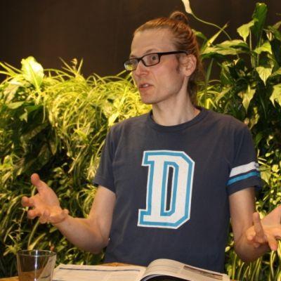 Janne Hukkinen osallistui kurssille