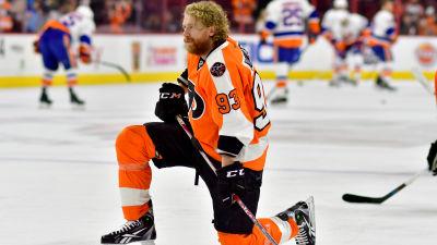Jakub Voracek, Philadelphia Flyers