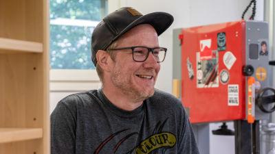 Snickaren Harry Blomqvist