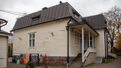Konstskolan i Borgå.