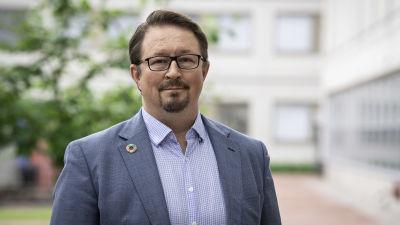 Mika Salminen.
