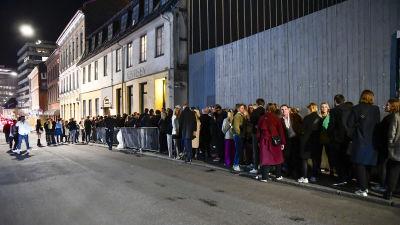 Norge häver restriktioner
