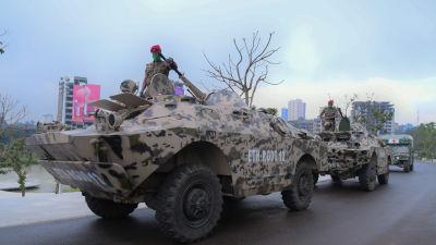 Etiopiska regeringsstyrkor anklagas för sexuellt våld och övergrepp mot kvinnor i utbrytarprovinsen Tigray.