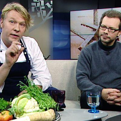 Sami Tallberg ja Janne Tarmio.