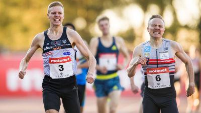 Topi Raitanen och Joonas Rinne.