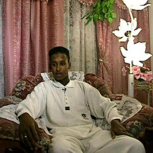 Lukiolainen Mohamud Musse ohjelmassa Silminnäkijä: Allahin nimeen