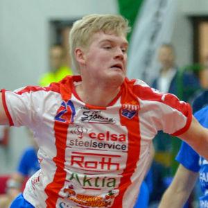 Linus Sjöman, BK-46