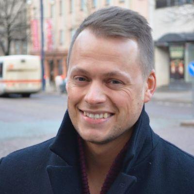 Martin Mustonen Lahden Aleksilla.