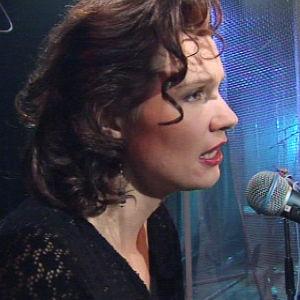 Muusikko Mari Rantasila esiintyi Jumo Jazzklubilla