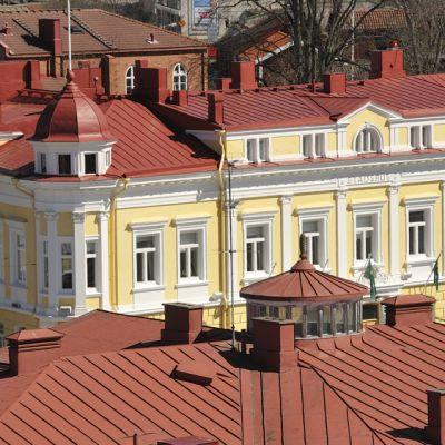 Gamla stadshuset i Ekenäs