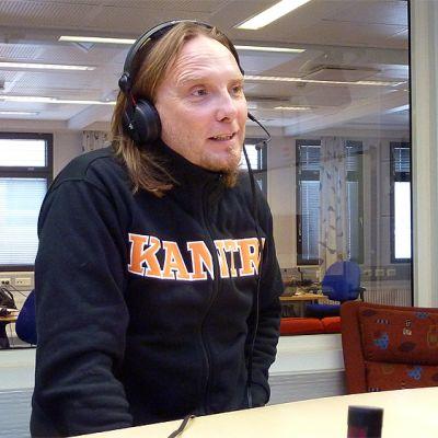 Simo Ralli Yle Pohjanmaan haastattelussa