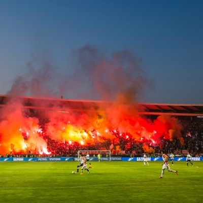 VICELAND: World of Sportsin dokumenteista yksi käsittelee Belgradin ikuista paikalliskamppailua.