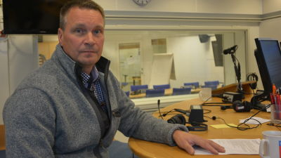 Jan Hautala i Sportmåndag 25.5.2015.