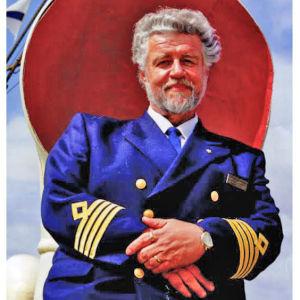 laiva kapteeni Pentti-Oskari Kangas Ukko-Pekka