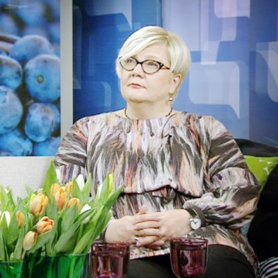 Helena Saine-Laitinen ja Johanna Mäkelä