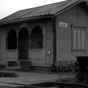 Moision rautatieasema 1964