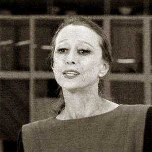Den ryska balettdansösen Maja Plisetskaja.