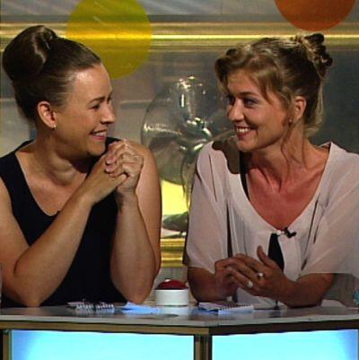 Maria Wetterstrand, Jeanette Björkqvist