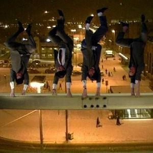 Nits-yhteen musiikkivideolla käytettiin kuvaa Helsingin Senaatintorista