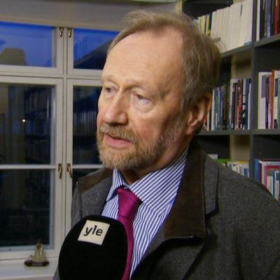 Aleksanteri-instituutin johtaja, professori Markku Kivinen.
