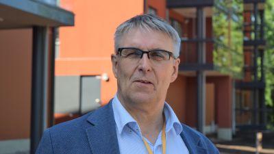 Sjundeås kommundirektör Juha-Pekka Isotupa.